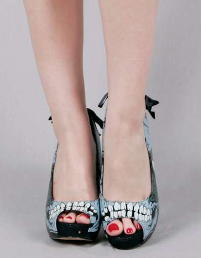 Supernatural Stilettos