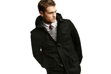 Schoolboy Winter Fashions