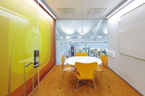 LEGO's Denmark Office