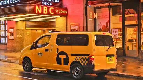 Hi-Tech Luxury Cabs