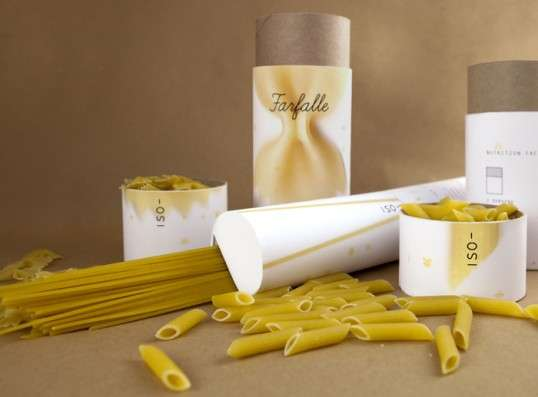 Set-Serving Spaghetti Branding