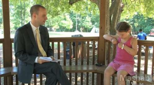 Childrens Social Media Interviews