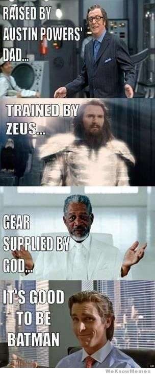 The Dark Knight Rises Memes