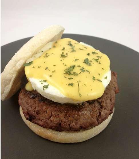 BBQ Breakfast Burgers