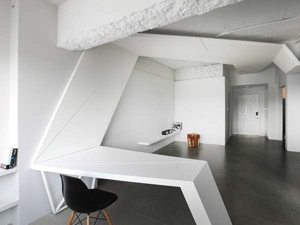 Angle-Wrapped Interiors