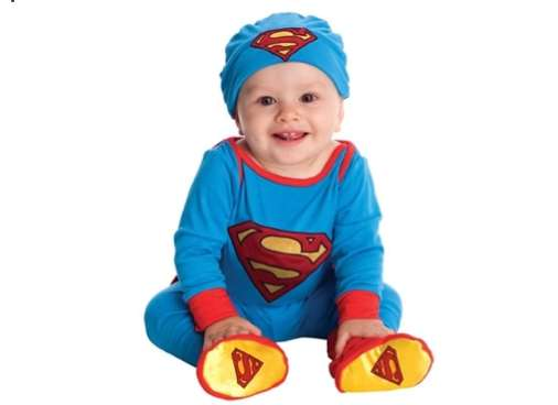 Adorable Superhero Jumpers