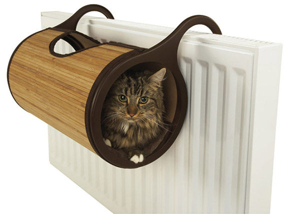 Insulated Feline Cribs