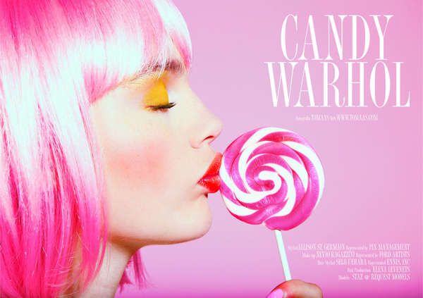 Candy Inspired Fashion