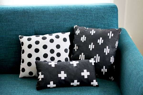 Custom DIY Pillows