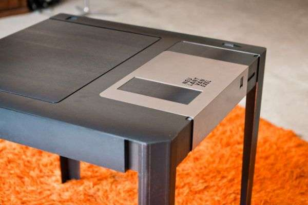 Archaic Technology-Inspired Tables