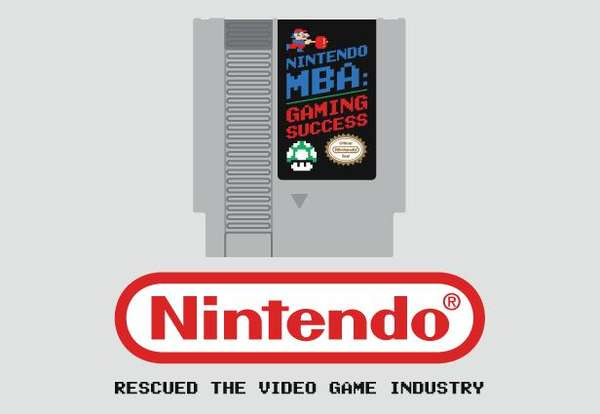 Iconic Video Game Infographics
