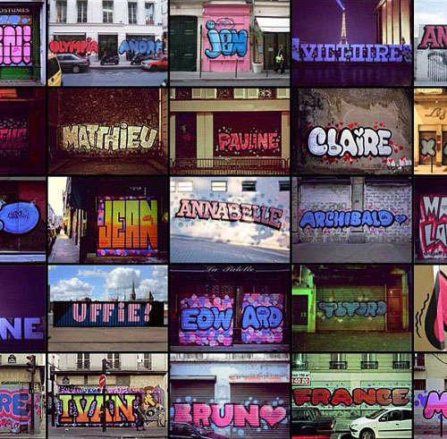 'Love' Graffiti