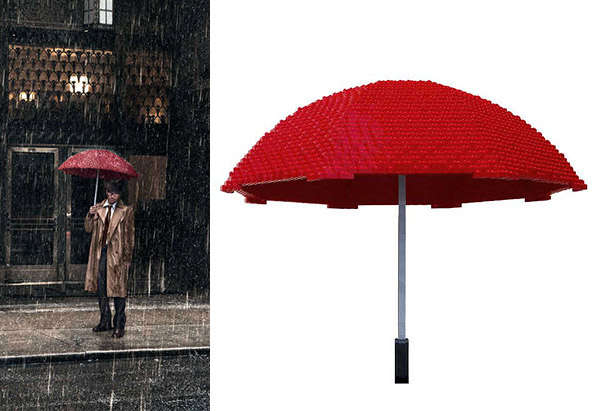 Building Block Umbrellas