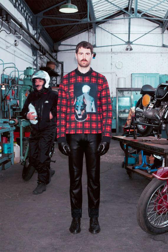 Modern Punk Couture