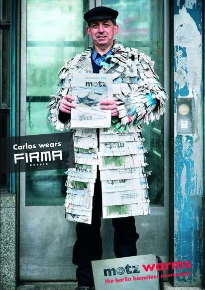 Paper Mache Magazine Stunts