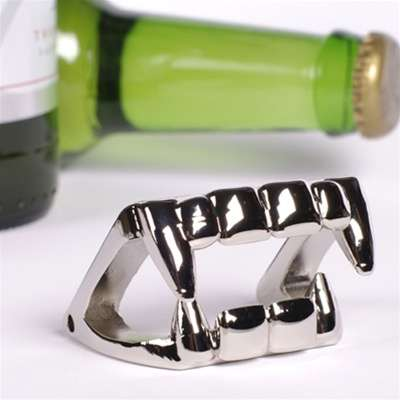 Fanged Bottle Openers