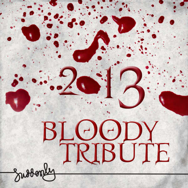 2013 Bloody CalenDark