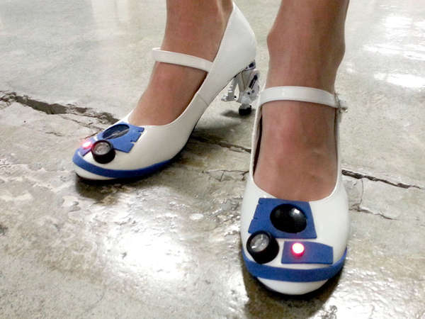 DIY Robotic High Heels