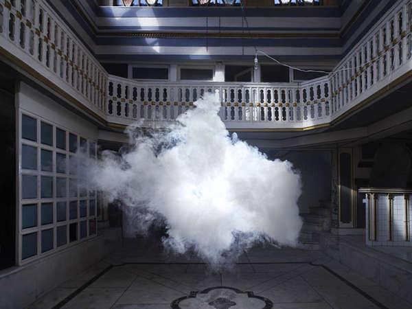 Indoor Clouds!