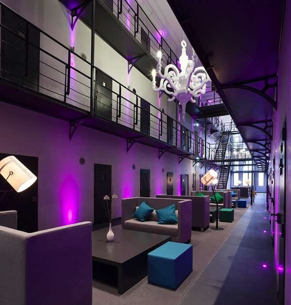 Remodeled Penitentiary Hotels