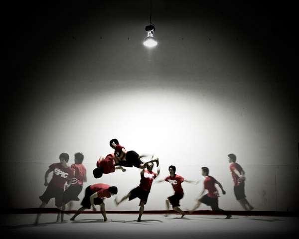 Martial Arts Tricks