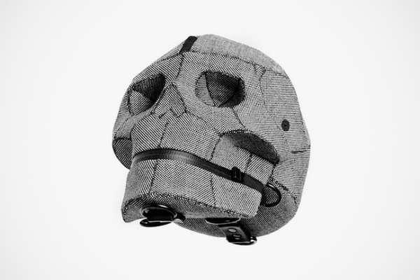 Macabre Skull Purses