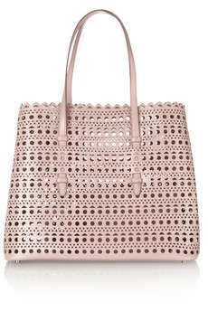 Laser-Cut Out Totes