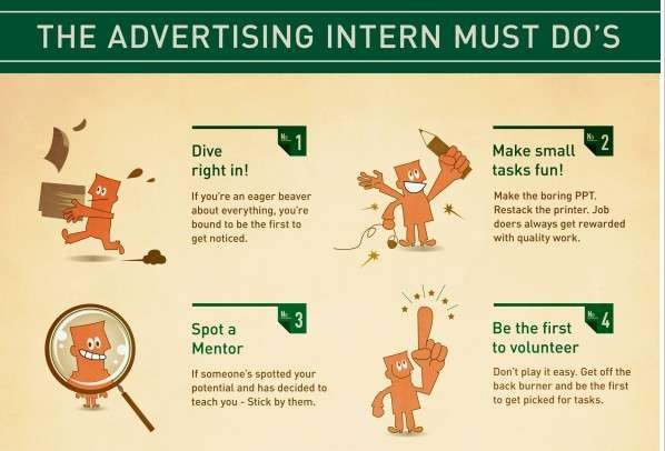 Incredible Internship Tips