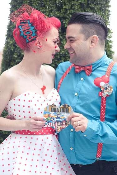 Geek Themed Weddings