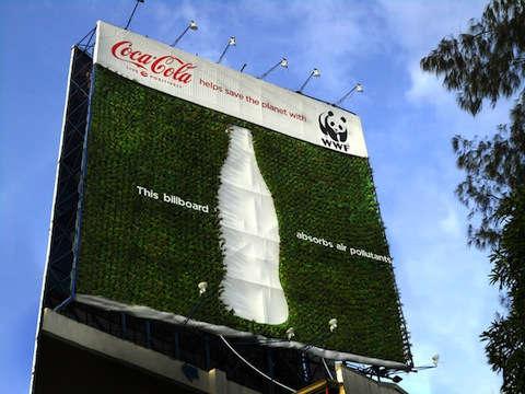 Eco-Friendly Billboards
