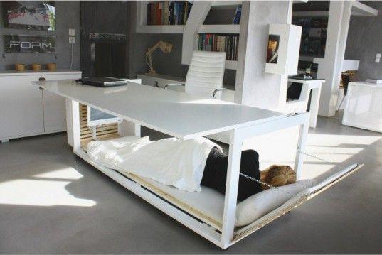 Desk-Bed Hybrids