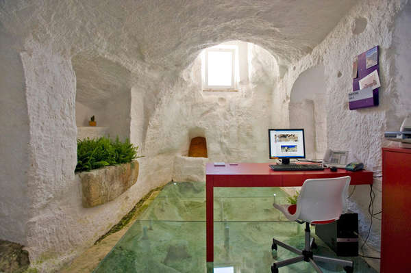 Boutique Cave Hotels