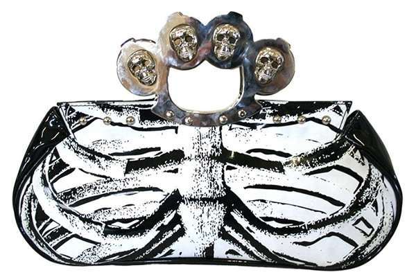Punk Skeletal Purses