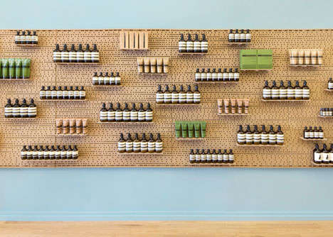 Pegboard Wall Stores