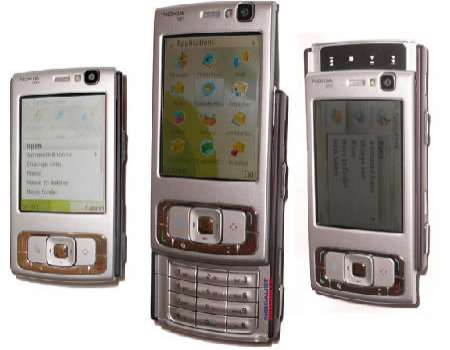 Nokia N95 is official