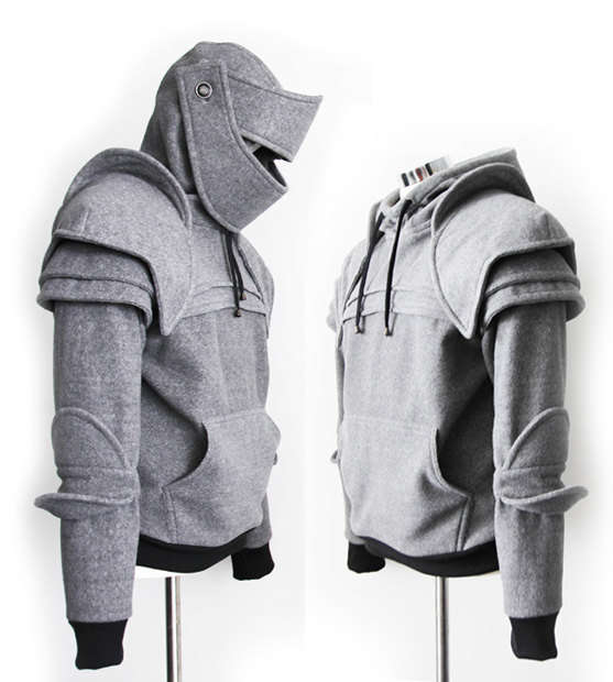 Duncan Armored Knight Hoodie