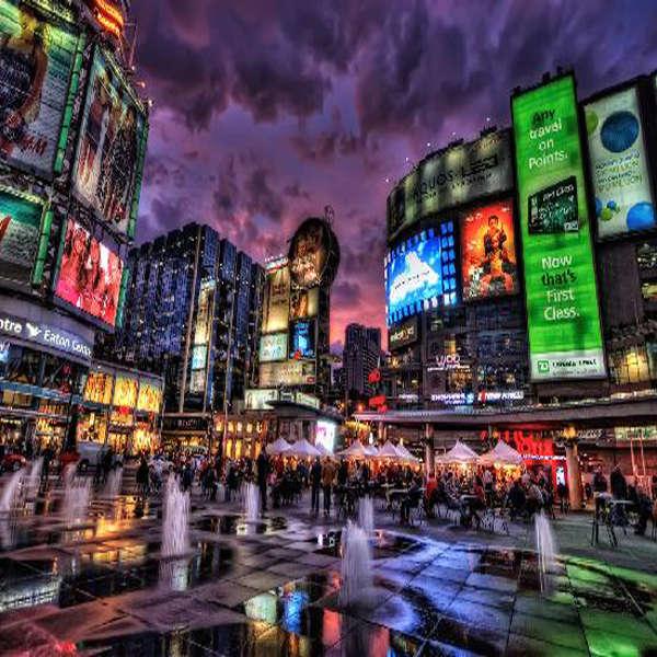 "Music Canada brands Toronto ""Music City"""