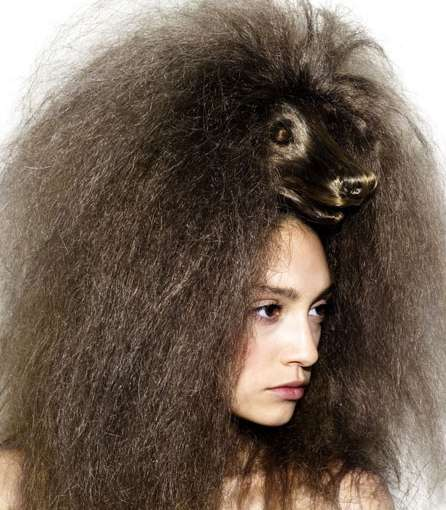 Animal-Inspired Hair Hats