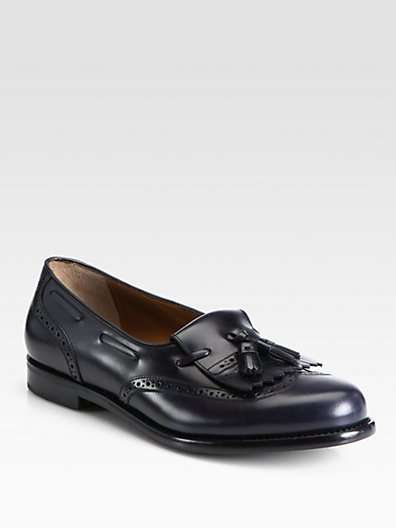 Dapper Tassel Loafers