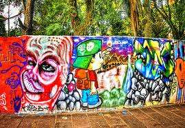 Street art to inspire the street runners of London