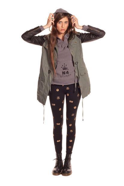 Sexy Women's Streetwear