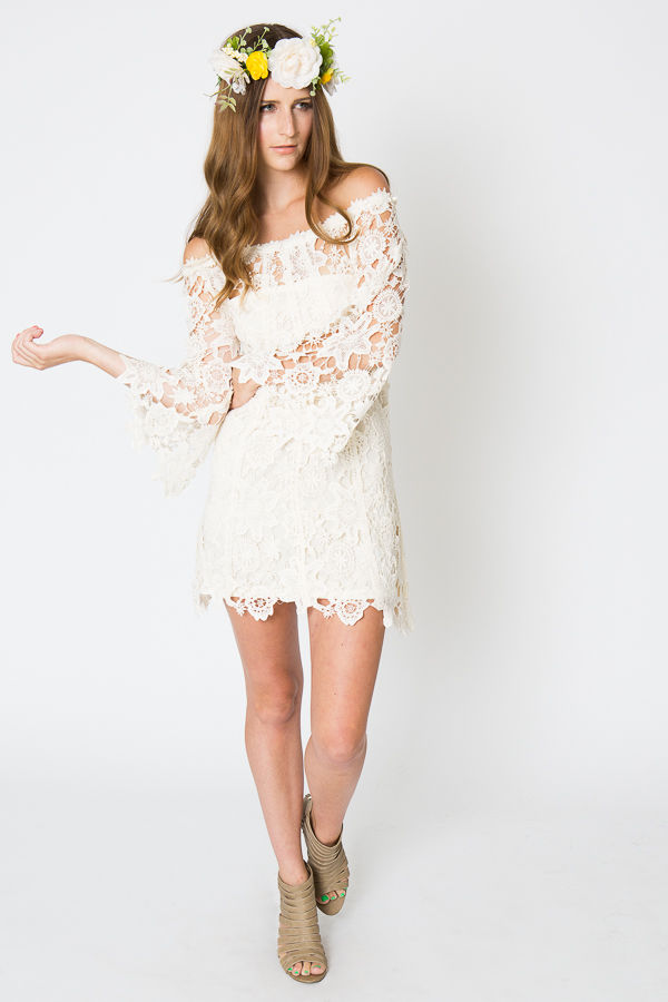 Alternative Wedding Dresses under $500
