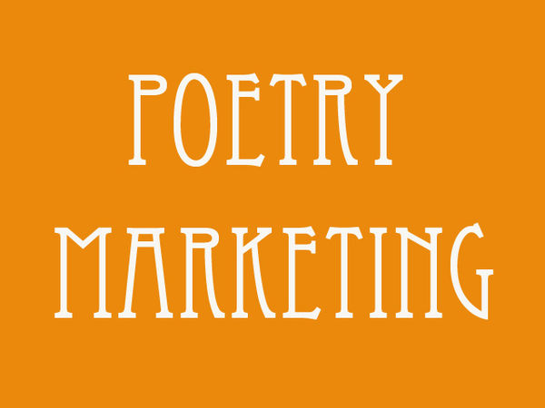Poetry Marketing