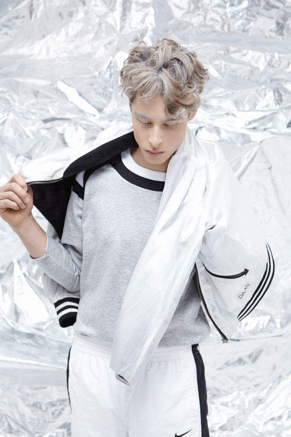 Winter Sportswear Editorials