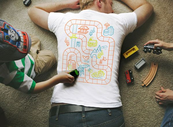 Playful Play Mat Shirts