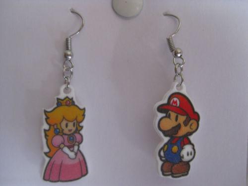 Video Game Earrings