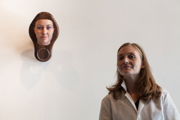 DNA-Created Portraits