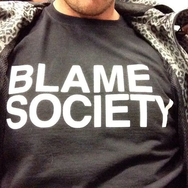 Society Denouncing T-Shirts