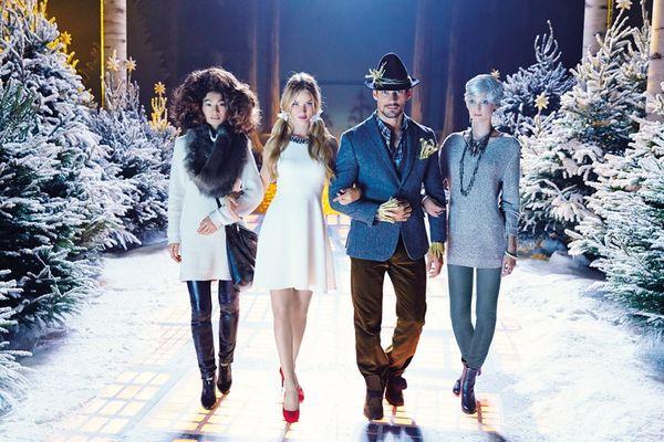 Fairytale Christmas Campaigns