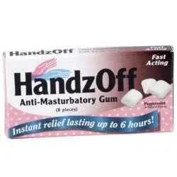 Handz Off Anti-Masturbatory Gum and Cream